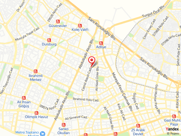 Harun Polat Kuaför Yol Haritası