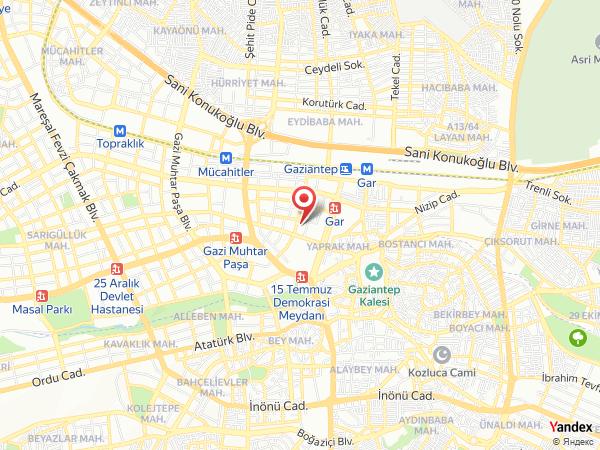 Ekselans Plaza Yol Haritası
