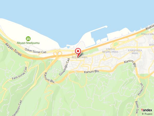Trabzon Sanat Merkezi Yol Haritası