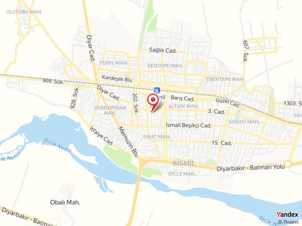 Bismil Evlendirme Dairesi Yol Haritası