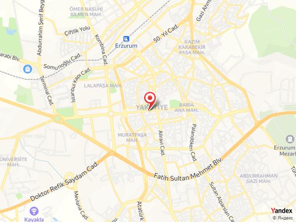 Güzelyurt Restaurant Yol Haritası