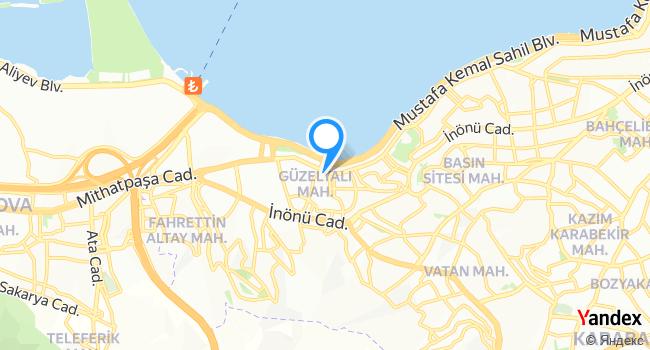 Mr. Kumru haritadaki yeri görseli