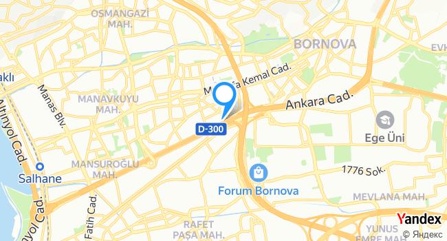 Lg Servis Ayes Elektronik haritadaki yeri görseli