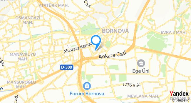 Publisher haritadaki yeri görseli