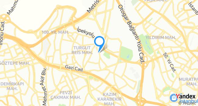 Samet Kasap &Mangal Steakhouse haritadaki yeri görseli