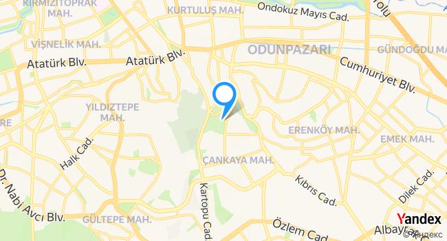 Şelale Mangalbaşı haritadaki yeri görseli
