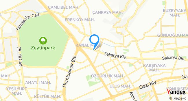 Öz Burdur Şiş haritadaki yeri görseli