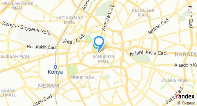 Kurucu Kazımağa haritadaki yeri görseli