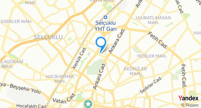 Özel Dürümcü haritadaki yeri görseli