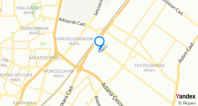Ballı Baba Et Lokantası haritadaki yeri görseli