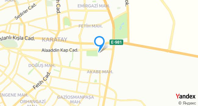 adalet plaza konya adres ve telefon