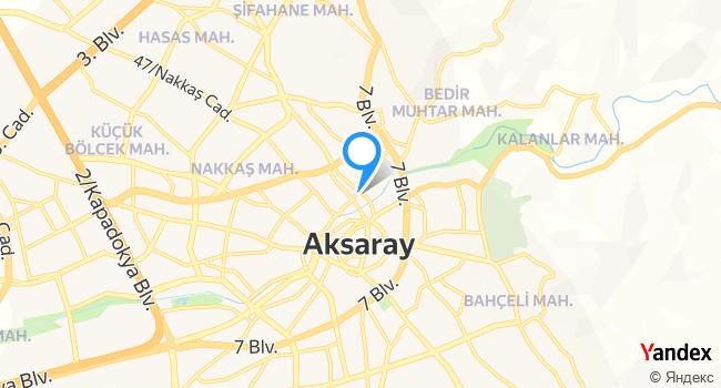 Dr. İbrahim Yücel Köse haritadaki yeri görseli