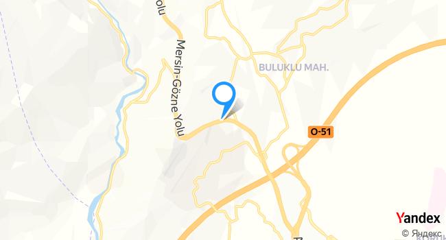 Yaylakent Villa Havuz haritadaki yeri görseli
