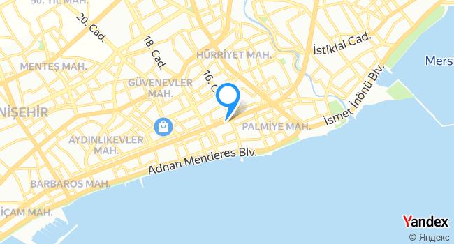 Pozcu Süha Turizim haritadaki yeri görseli