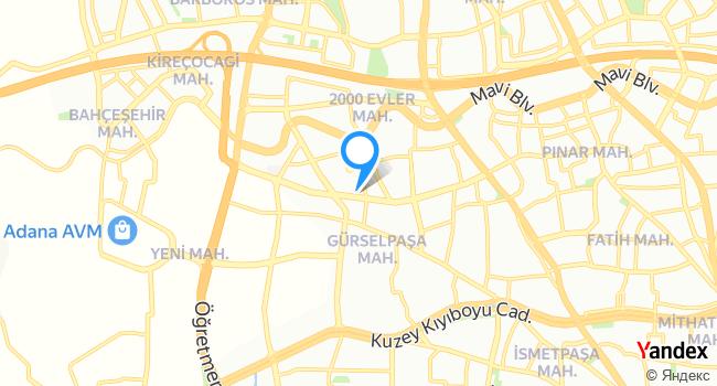 Yeni Dostlar Kebap Restaurant (A&H&T) haritadaki yeri görseli