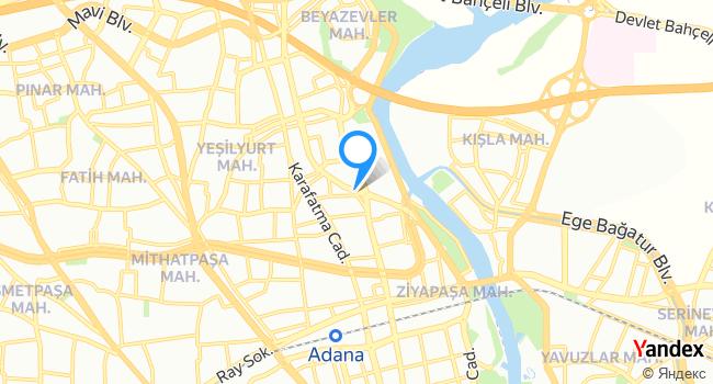 Şiş Et Emin Usta'nın Yeri haritadaki yeri görseli