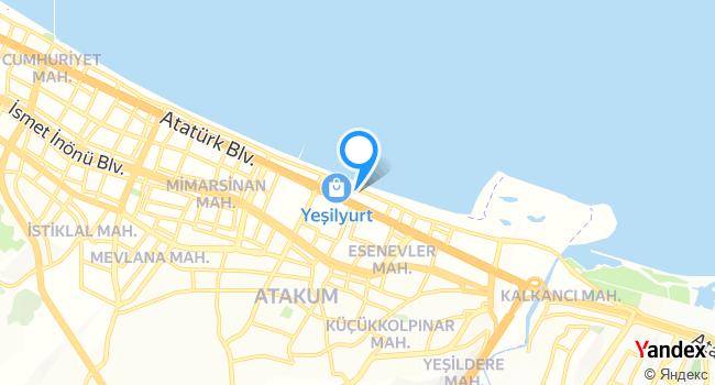 Lokma Cafe Restaurant haritadaki yeri görseli