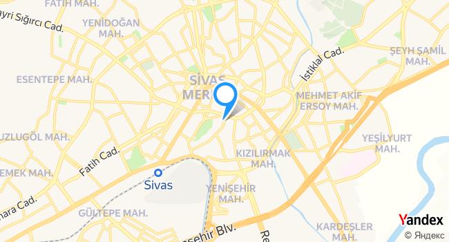 Ulu Taksi haritadaki yeri görseli
