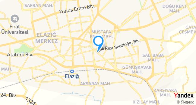 Kardeşler Ciğer Kebap Salonu haritadaki yeri görseli