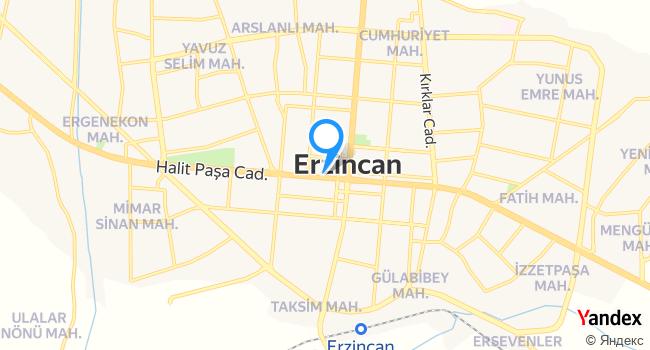 Axmen Kuaför haritadaki yeri görseli