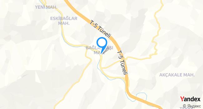 SÜTAŞ A.Ş. Patron ÇILDIRDI haritadaki yeri görseli