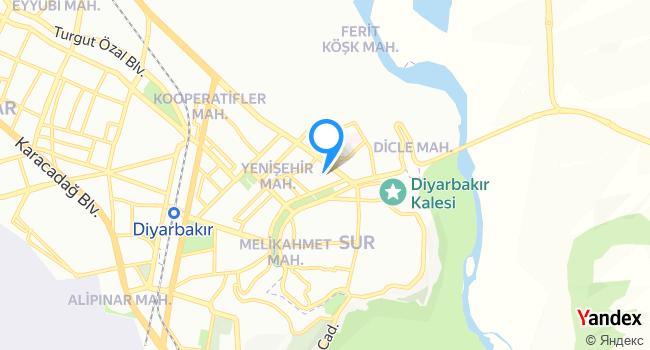 Tarihi Saraykapı Ciğercisi haritadaki yeri görseli