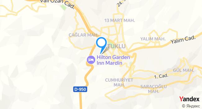 Mola Kafe haritadaki yeri görseli