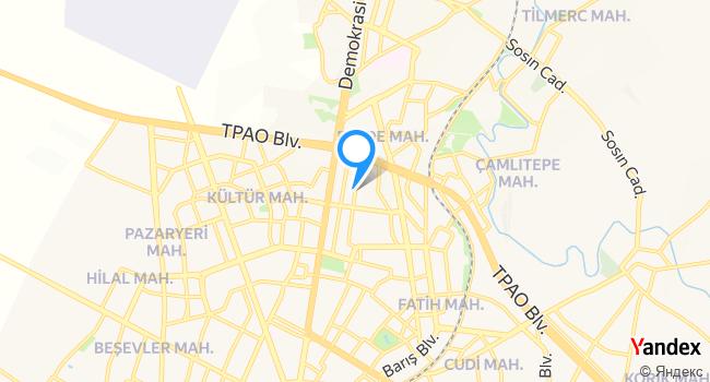 Sabiha Gökçen Airport haritadaki yeri görseli