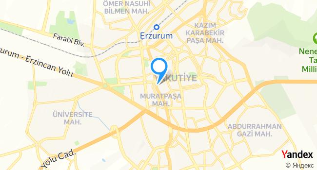 BeyPi Kebap, Pide ve Lahmacun Salonu haritadaki yeri görseli