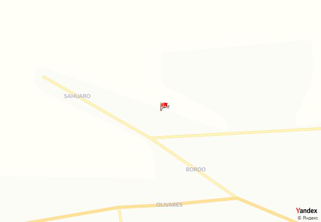 Arizona haritadaki konumu