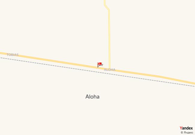 Aloha haritadaki konumu