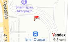 İzmir Şehirler Arası Otobüs Terminali-Bornova