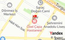 Özel Çapa Hastanesi-İstanbul