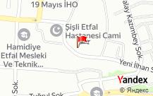 Şişli Hamidiye Etfal Eğitim ve Araştırma Hastanesi-Şişli