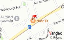 Nusr-Et Steakhouse Etiler-Beşiktaş