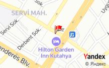 Anadolu/Pamukkale Bilet Satış Ofisi Kütahya-Kütahya