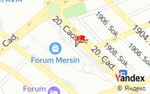 Forum Mersin Havaş Durağı-Mersin