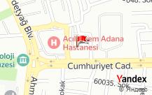 Özel Ortopedia Hastanesi-Adana