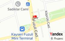 Özvatan Okey Salonu-Kayseri