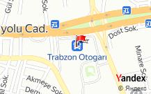 Trabzon Şehirler Arası Otobüs Terminali-Merkez