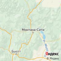 USA, Montana