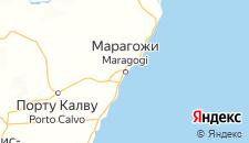Отели города Марагожи на карте
