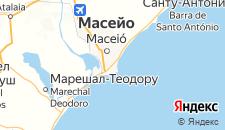 Отели города Масейо на карте