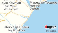 Отели города Барра-ди-Сан-Мигел на карте