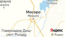 Отели города Мосоро на карте