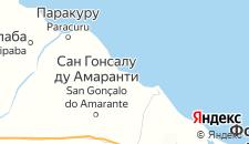 Отели города Тайба на карте