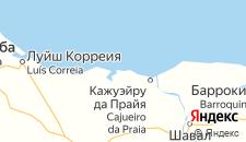 Отели города Барра-Гранде на карте