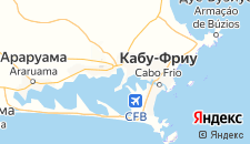 Отели города Сан-Педру-да-Алдея на карте
