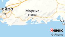 Отели города Марика на карте