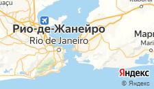 Отели города Нитерой на карте
